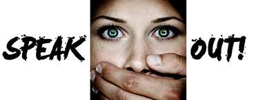 Speak up not Shut up