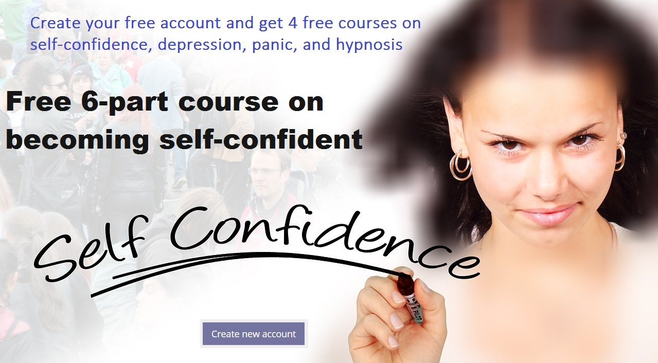 Free Course on Self-Confidence